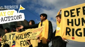 21 April 2013: Global BERSIH Day of Re-Action!