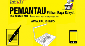 PEMANTAU PRELIMINARY OBSERVATION REPORT ON GE13
