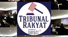 DELIVERY OF FINDINGS – PEOPLE'S TRIBUNAL ON GE13