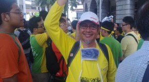 Abd Halim Wan Ismail is new BERSIH 2.0 East Peninsula Vice-chair