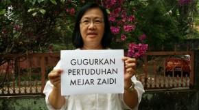 BERSIH 2.0 to file police report on Facebook comment in Malaysiakini regarding Major Zaidi's trial