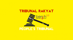 Delivery of Findings of the People's Tribunal on GE13