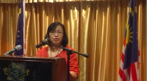 Speech by BERSIH 2.0 chairperson at Opposition Leader's 2014 State of the Nation Address