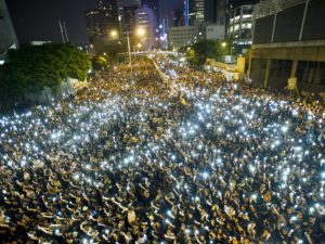 The Hong Kong Occupy Central Movement: Malaysians in Solidarity