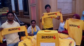 BERSIH 2.0 Is Indebted To All Its Volunteers and Welcomes All Constructive Criticism
