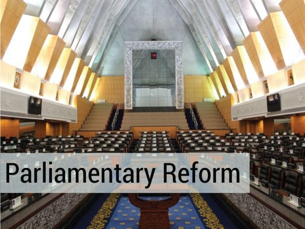 Parliamentary Reform