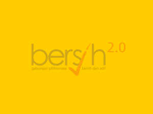 [FMT] Perth gears up for Bersih 3.0