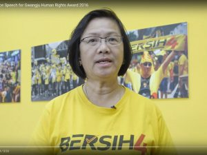 PRESS STATEMENT BY MARIA CHIN ABDULLAH (20 FEBRUARY 2017): JOHOR MENTERI BESAR MUST LEAD BY EXAMPLE AND CORRECT HIS DUBIOUS VOTER DETAILS