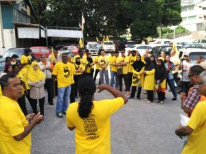 PRESS STATEMENT (24 OCTOBER 2016): BERSIH 2.0 rejects the Election Commission's claim of fair elections