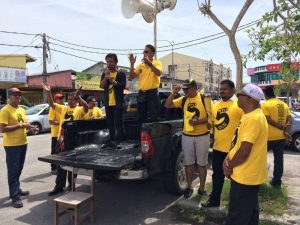 MEDIA STATEMENT (17 OCTOBER 2016): BERSIH 2.0 asserts right to peaceful assembly