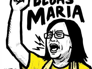 PRESS STATEMENT (24 NOVEMBER 2016): BERSIH 2.0 responds to IGP's false claim that there is evidence to support Maria's SOSMA arrest