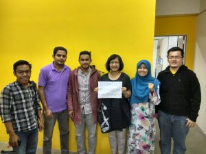 PRESS STATEMENT (17 FEBRUARY 2017): UNIVERSITI MALAYSIA SABAH MUST STOP ALL DISCIPLINARY PROCEEDINGS AND HARASSMENT AGAINST ITS STUDENTS