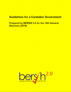 Guidelines for a Caretaker Government