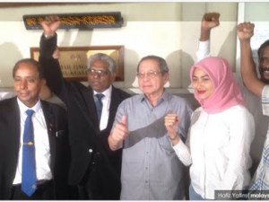 Media Statement (5 December 2018): Prosecute BN Candidate for Cameron Highlands and Pahang MB for Bribery