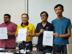 Press Statement (8 March 2019):Semenyih By-Election: Blatant Violation of Election Laws Continued