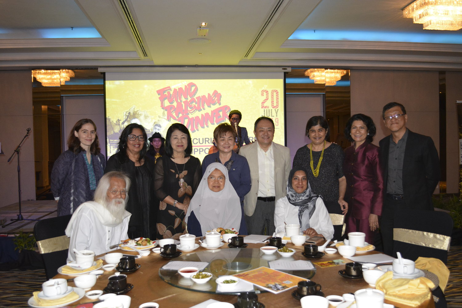 Press Release 2 August 2019 Bersih 2 0 Fundraising Dinner